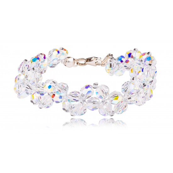Bransoletka Classic Beads Crystal AB