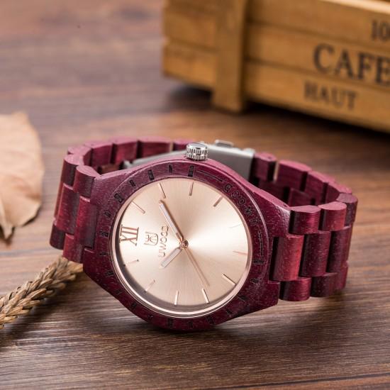 Zegarek drewniany ZD.04