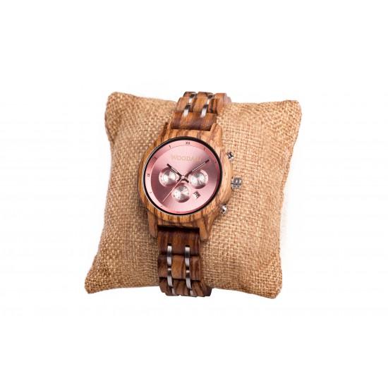 Zegarek drewniany damski ZDD.06