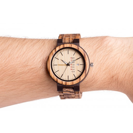 Zegarek drewniany męski ZDM.01