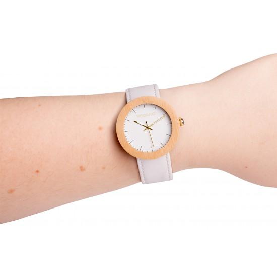 Zegarek drewniany damski ZDD.03