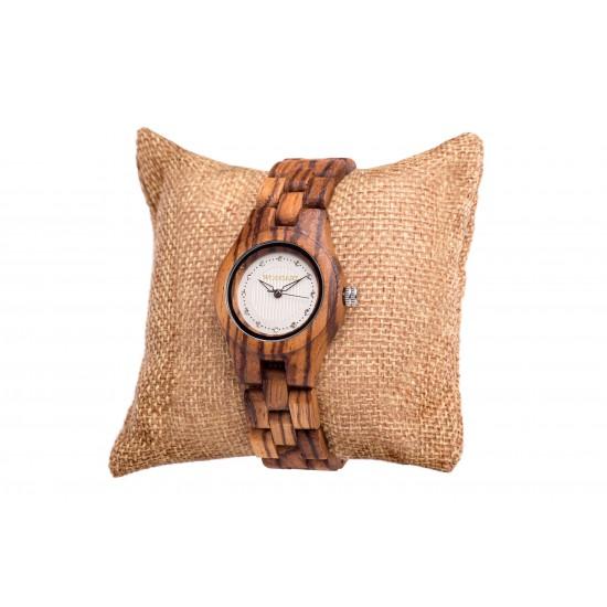 Zegarek drewniany damski ZDD.02