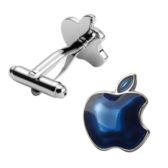 Spinki do mankietów - Apple